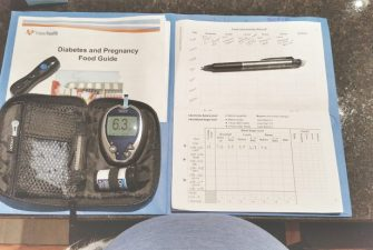 PREGNANCY: Day in the Life of Gestational Diabetes