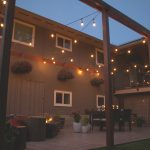 DIY: Patio String Lights