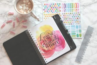 ORGANIZATION: Personal Planner +Giveaway