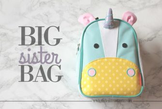 FEATURE: Big Sister Bag