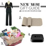 MOTHERHOOD: New Mom Gift Guide +Giveaway