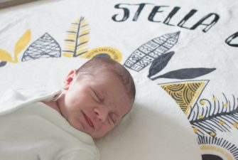 FAMILY: Introducing Stella Grace