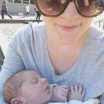 WORDLESS WEDNESDAY: Busy New Mom Edition
