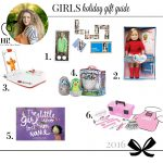 HOLIDAY: Girls Gift Guide +GIVEAWAY