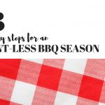 3 steps for an Ant-less BBQ Season