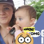 Shopping with a baby {vlog}