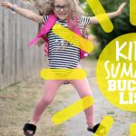 Kids Summer Bucket List {VLOG}
