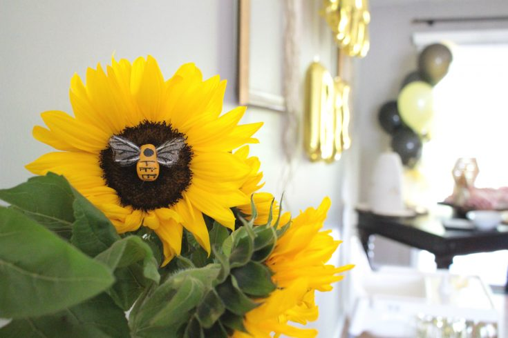 Stella S Bumble Bee Birthday This Is 1 Little Miss Mama