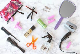 DIY Hair Salon Kit for Kids