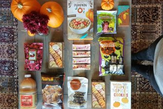 Our Trader Joe Fall Food Haul