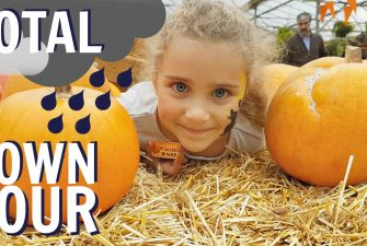Rain Storms & Fall Fairs {VLOG}