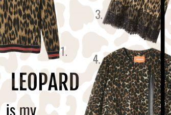 Fashion; Leopard is my favorite color {joe fresh}