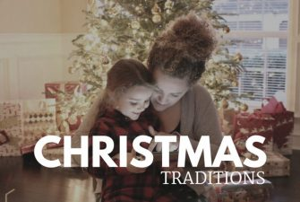 Our Christmas Traditions; What Do We Do?