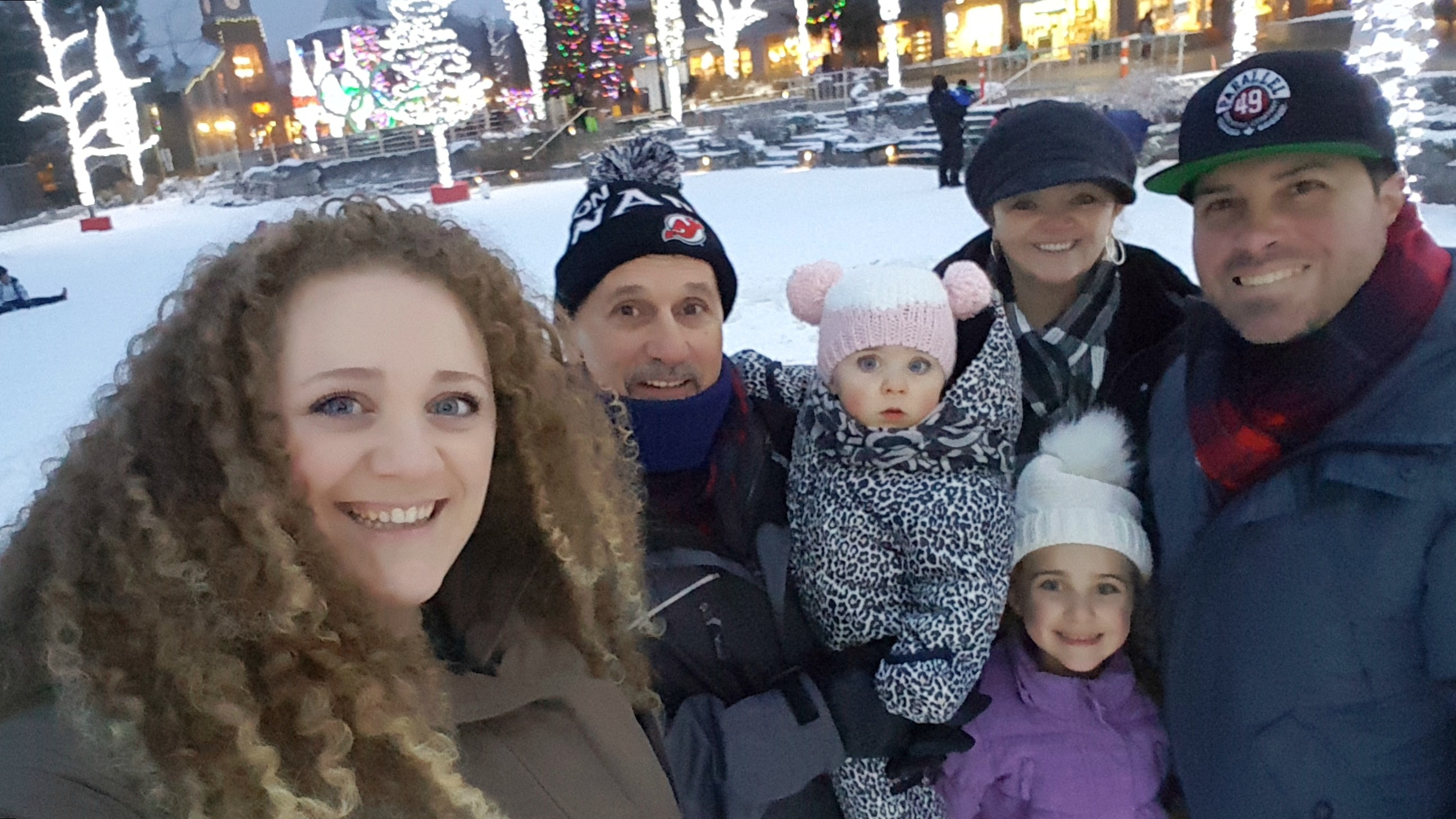 Our Annual Whistler Family Vacation