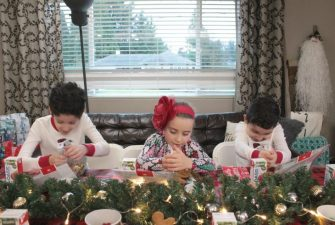 Annual Christmas Party {Wordless Wednesday}