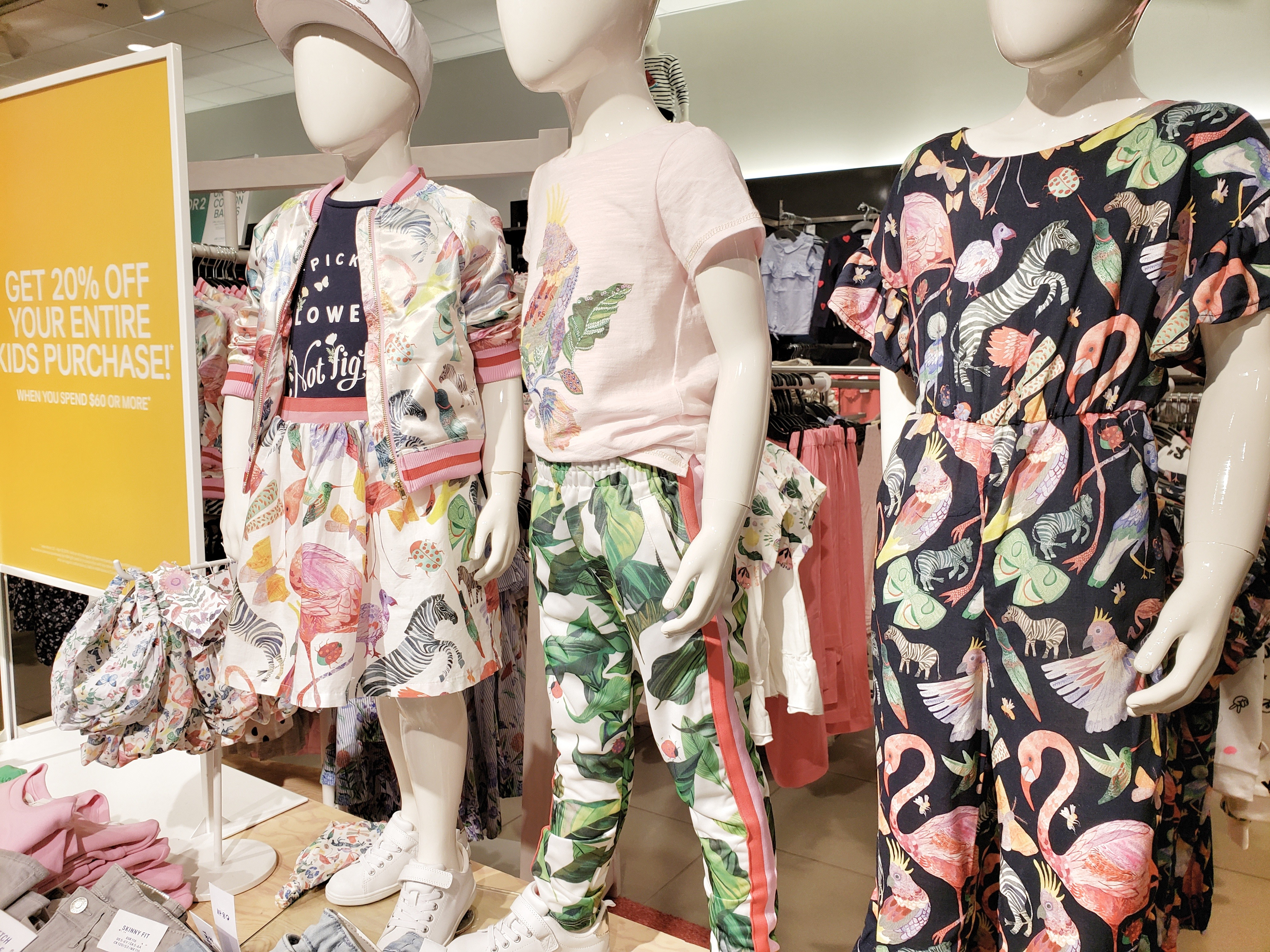 Spring Clothing For Kids H&M