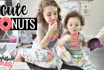 EASY Baked Mini Donuts Recipe