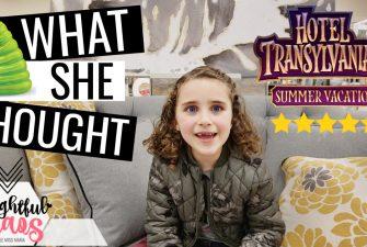 Hotel Transylvania 3 Movie Review