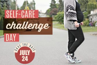 We're taking the Self-Care Day Challenge! +GIVEAWAY