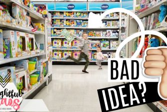 $20 Toy Store Shopping Challenge