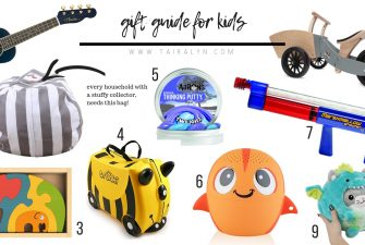 2018 Gift Guide for Kids