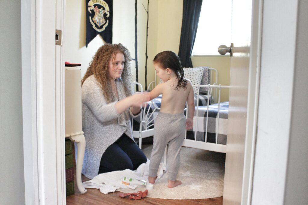 Kids Eczema Remedy