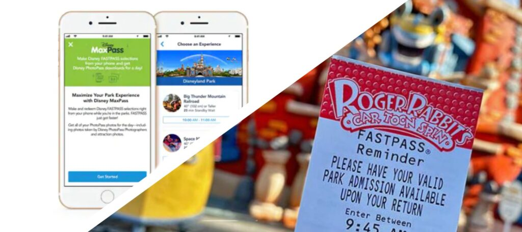 MaxPass and FastPass